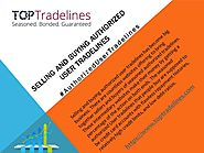 Selling and Buying Authorized User Tradelines