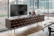 Enhance Your Room Decor with Honey TV Unit