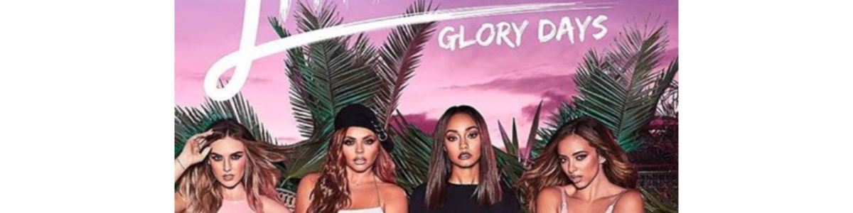 Headline for Top 10 Little Mix Music Videos