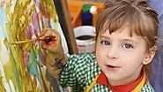 Art Importance in Child Development - Arts Benefits for Kids