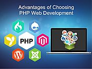 5 key points to consider while looking for a PHP web Development Company
