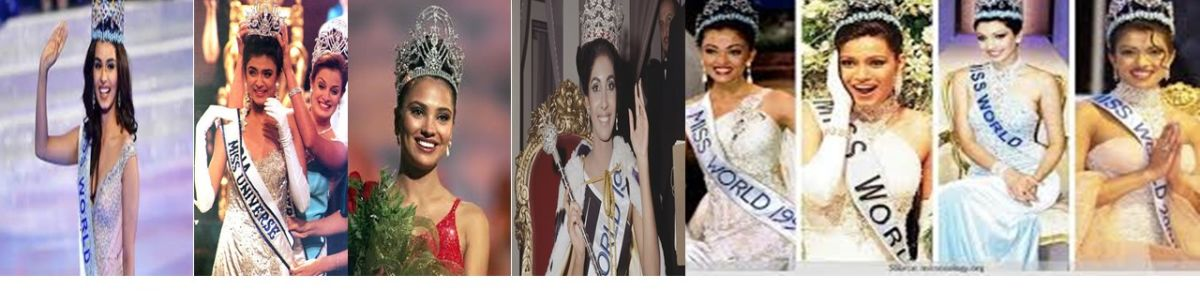 Headline for Unforgettable Crowning Moments of Indian Beauty Pageants