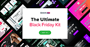 Black Friday Design Kit: Pro Templates To Boost Sales - Elementor
