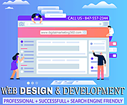 Grow Your Business with the Best Web Development Services at Affordable Prices - Digital Marketing
