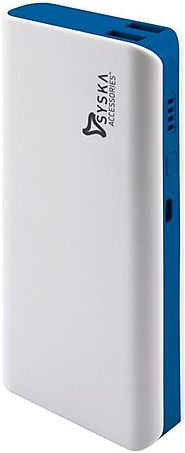 Syska X110 11000 mAh Power Bank | PowerBank Price List (Lowest Price)