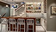 4 Exciting Home Bar Design Tips (#Link Roundup)