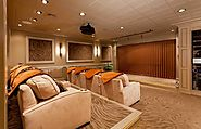 Basement Home Theatre Designs (From Preparing To Laying Out) - Acquisitions Furniture