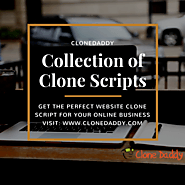Clonedaddy — Get the most suitable Clone Script with the help...