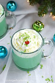 Grinch Hot Chocolate