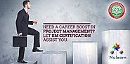Build A Career With Project Management Certification | NuLearn