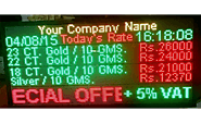 Indoor & Outdoor Led Display Board - Compucare India