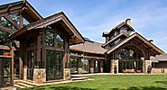 Timber Log Homes Completed Projects