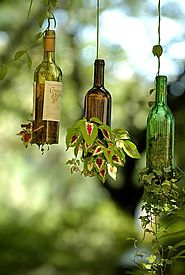 19 Spectacular Sustainable DIY Wine Bottle Outdoor Decorating Ideas That You Should Start Right NOW !