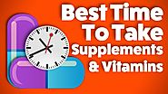 How to Take Supplements – Natural Vitamins and Minerals Guide – Live Naturally Magazine