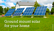 Ground Mounted Solar: Top 3 Things You Should Know | EnergySage