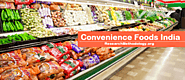 Types Of Products Convenience Foods India