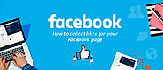 How to Collect Likes For Your Facebook Page