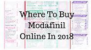 Online Store – Best Place to Buy Modafinil with FREE Shipping