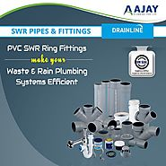 Selecting the best SWR Pipe for your Plumbing needs – SWR Pipe Manufacturers