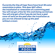 About Water Restrictions
