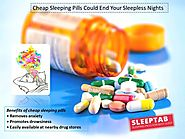 Cheap Sleeping Pills Could End Your Sleepless Nights