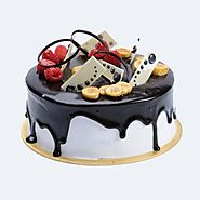 Buy/Send Fruit Forest Cake - YuvaFlowers