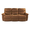 Toletta 2 Seat Reclining Power Sofa in Chocolate | Nebraska Furniture Mart