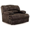 Bandit Power Double Reclining Sofa in Coffee | Nebraska Furniture Mart
