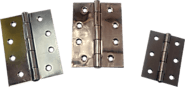 Door and Butt Hinges Suppliers