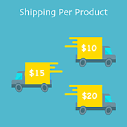 Magento 2 Shipping Per Product, Charge Shipping Per Item Extension | Meetanshi