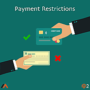 Magento 2 Payment Restrictions, Limit Payment Methods Extension | Meetanshi