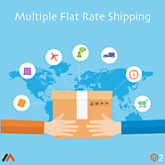 Magento 2 Multiple Flat Rate Shipping Extension | Meetanshi