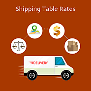 Magento 2 Shipping Table Rates, Matrix Rates Shipping Extension | Meetanshi