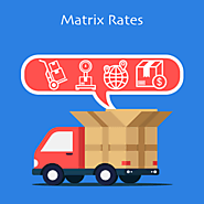 Magento 2 Matrix Rates, Matrix Table Rate Shipping | Meetanshi