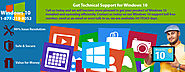 Call 1-877-218-8052 Microsoft Windows 10 Tech Support (Toll Free)