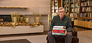 5 amazing books I read this year | Bill Gates