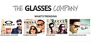 Designer Prescription Glasses - The Glasses Company