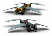 Robot Dragonfly - Micro Aerial Vehicle