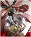 Vintage Family Photo Ornament