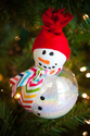 Another Snowman Ornament