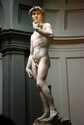 Michelangelo's David Statue Florence Accademia Museum