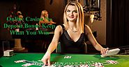 With Online Casino No Deposit Bonus Keep What You Win | Online Casino No Deposit Bonus Keep What You Win