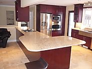 Custom Built Granite Countertops for Home