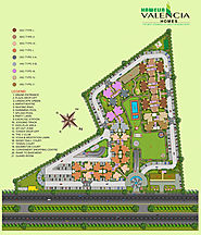 Valencia Homes, Site Plan – Hawelia Group
