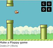 Make a Flappy Game by Code.org