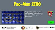 Pac-Man with the University of Colorado-Boulder and AgentSheets
