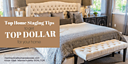 Professional Home Staging Tips to Get Top Dollar for Your Home