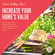 Tips on How Your Backyard Can Increase the Value of Your Home