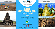 Outstation Cab From Pune
