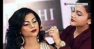 Learn the Art of Makeup from Industry Experts